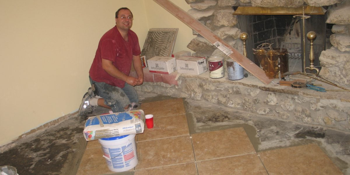 Basement Flooring Ideas Darek Sons Remodeling Contractors - Best material for basement floor