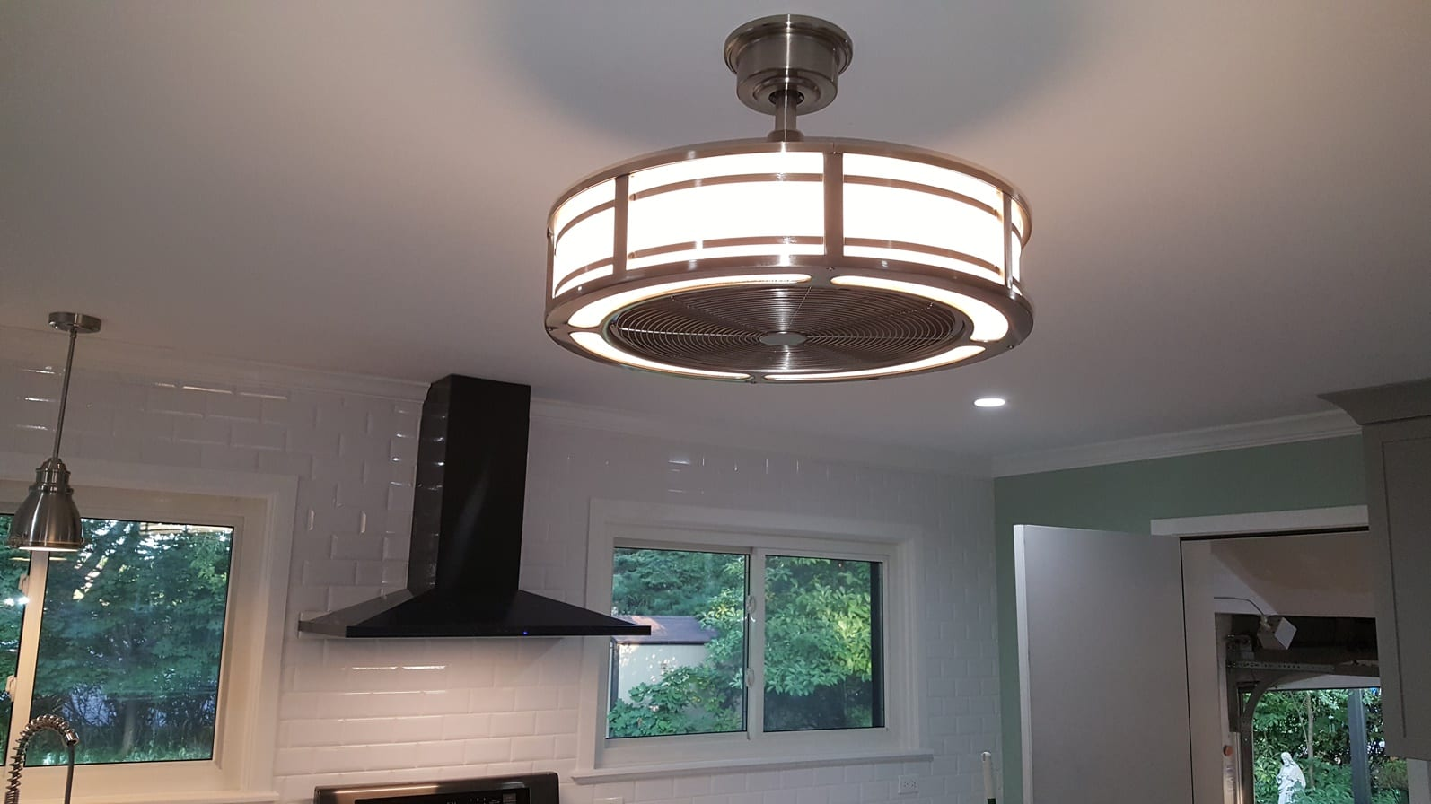 kitchen light renovation